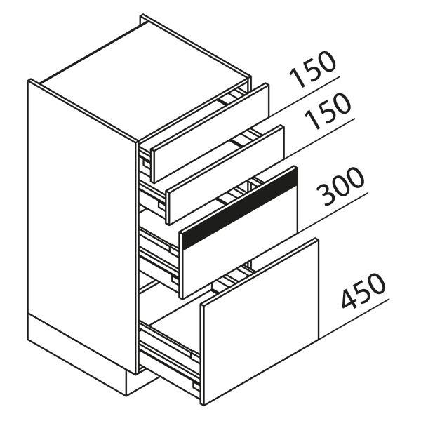 Nolte Küchen Hochschrank VZS40-105