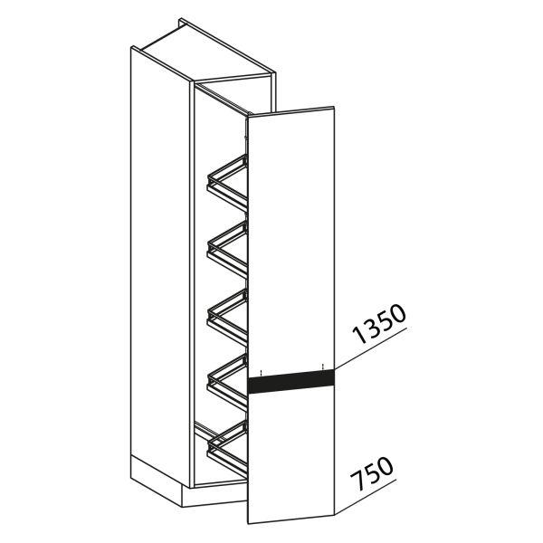 Nolte Küchen Hochschrank Diagonalschrank VDA30-210