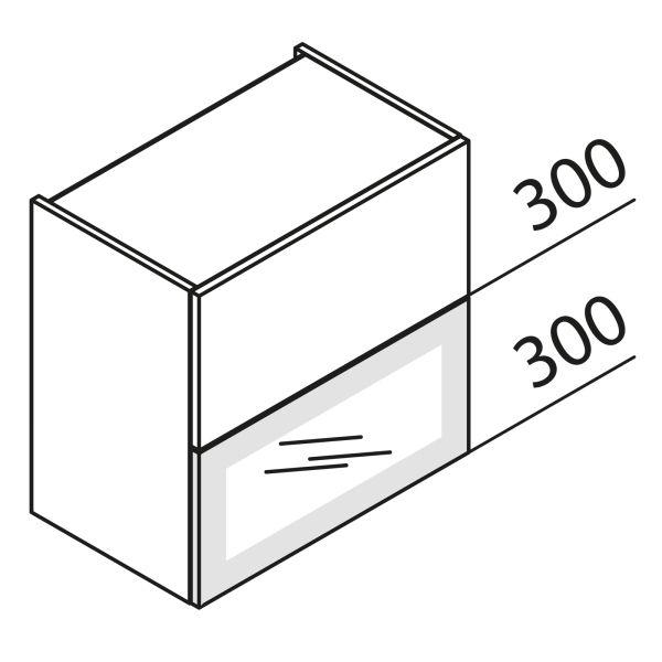 Faltklappenschrank mit Glas DE HFKDEPU100-60