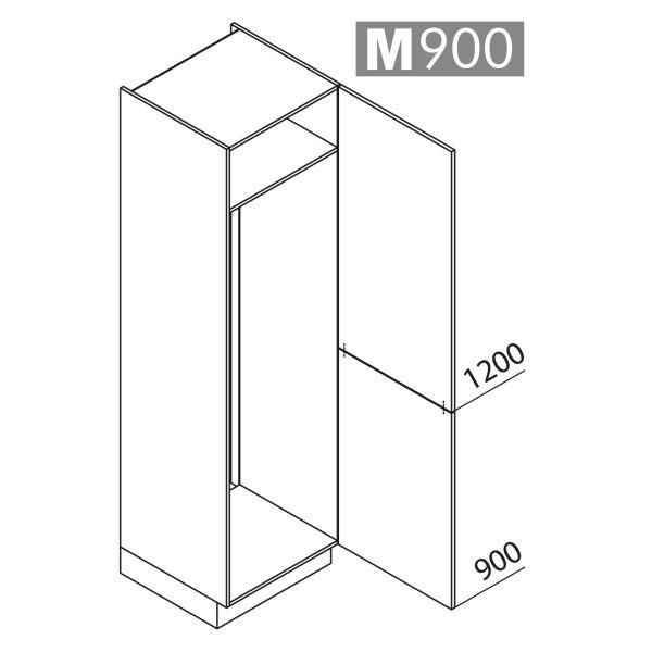 Nolte Küchen Hochschrank Geräteschrank GK210-179-01