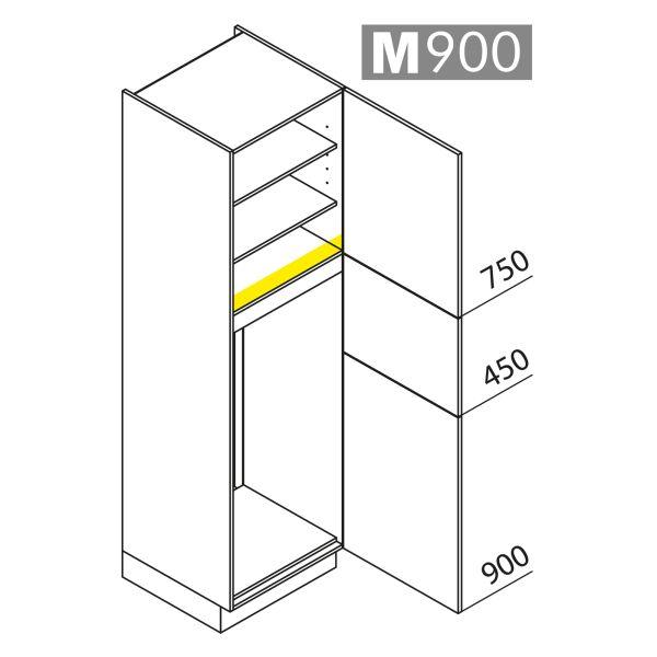 Nolte Küchen Hochschrank Geräteschrank GKG210-123