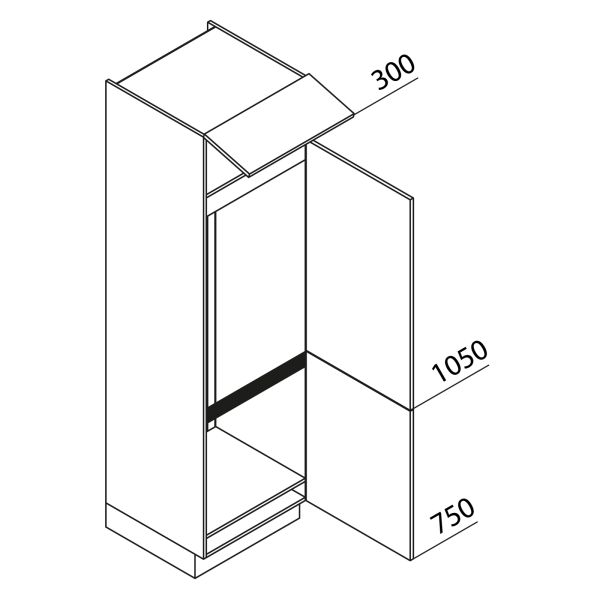 Nolte Küchen Hochschrank Geräteschrank GKG210-159