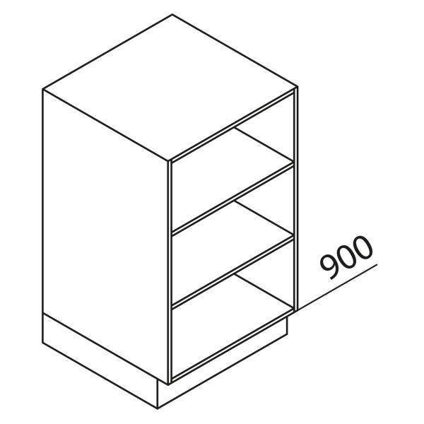 Nolte Küchen Unterschrank Regal UR55-90-60
