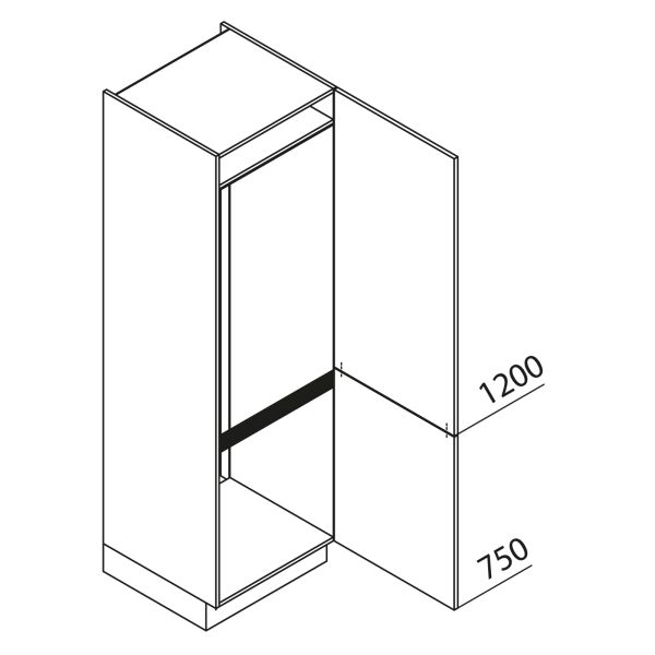 Nolte Küchen Hochschrank Geräteschrank GK195-179