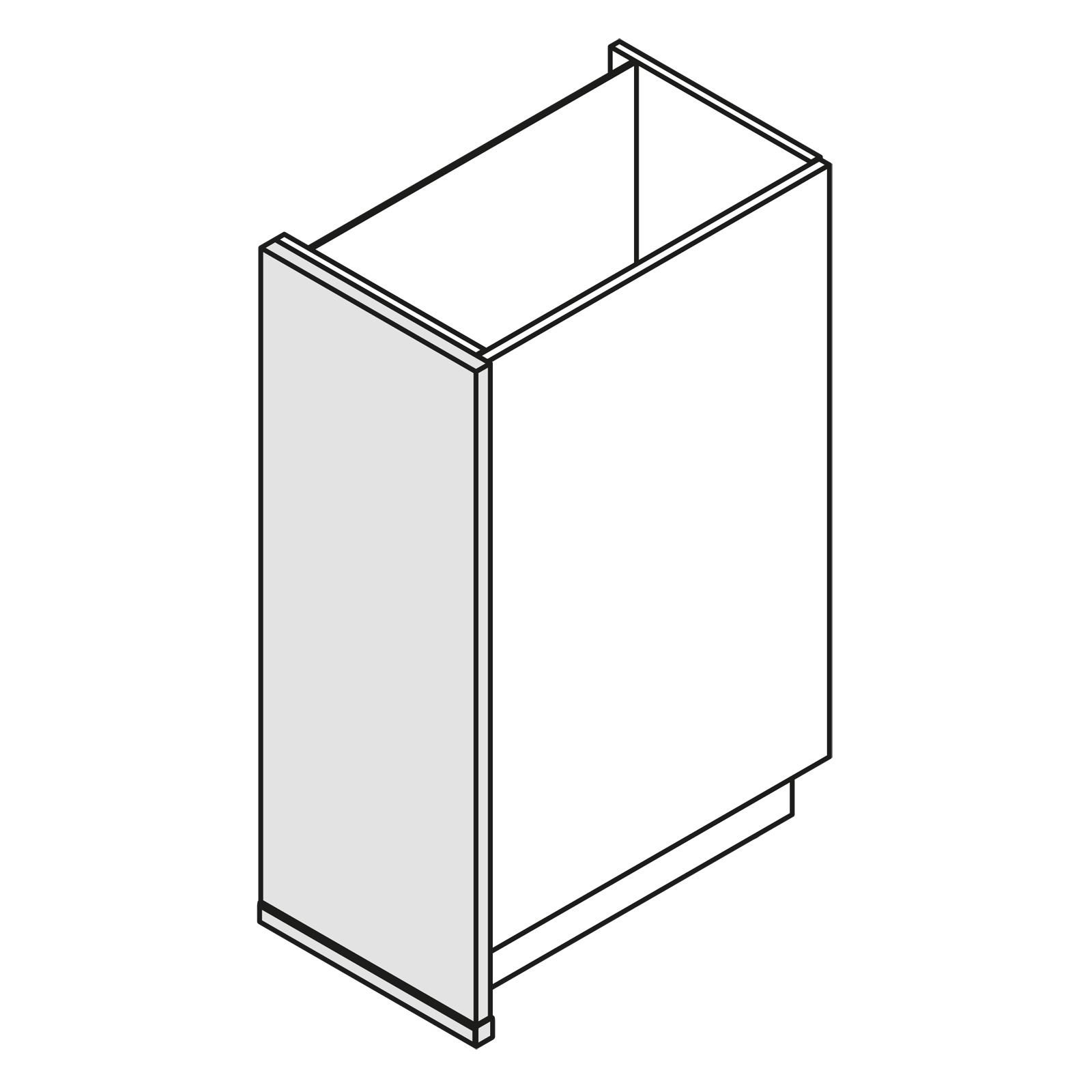 nolte k chen wange bodentief w16 u90 39. Black Bedroom Furniture Sets. Home Design Ideas