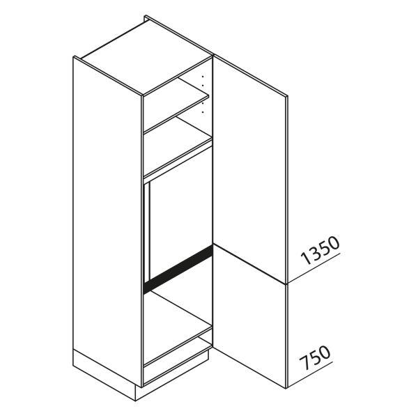 Nolte Küchen Hochschrank Geräteschrank GKG210-144-09
