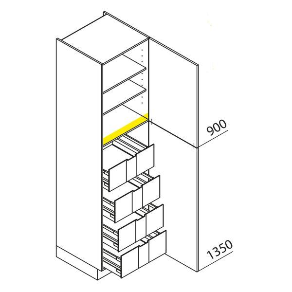 Nolte Küchen Hochschrank VI45-225-H
