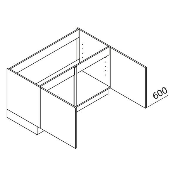 Nolte Küchen Unterschrank Spülenschrank SOD90-60-60
