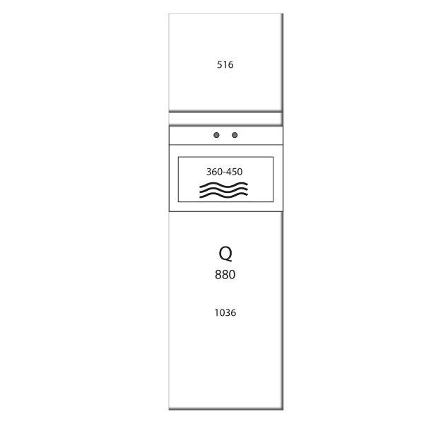 kitchenz k1 Geräteschrank GIO16-M088