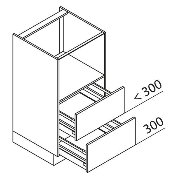 Nolte Küchen Hochschrank Geräteschrank GBAK105-4