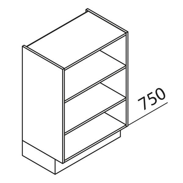 Nolte Küchen Unterschrank Regal UR60-75-39