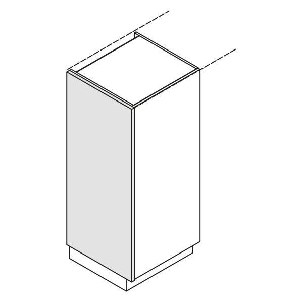 Nolte Küchen Hochschrank Wange Korpushöhe WA-ZE135-60