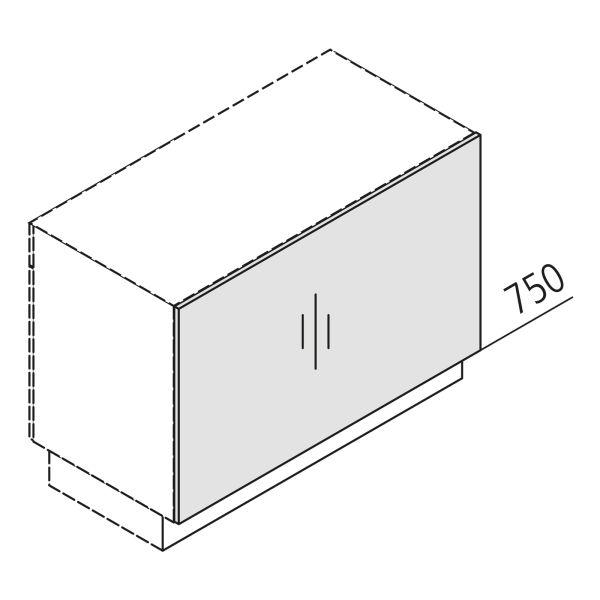 Nolte Küchen Rückwand-Verkleidung RVF-K75