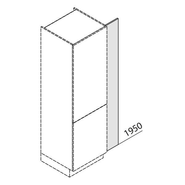 Seitenschrank-Passleiste SPL2-195
