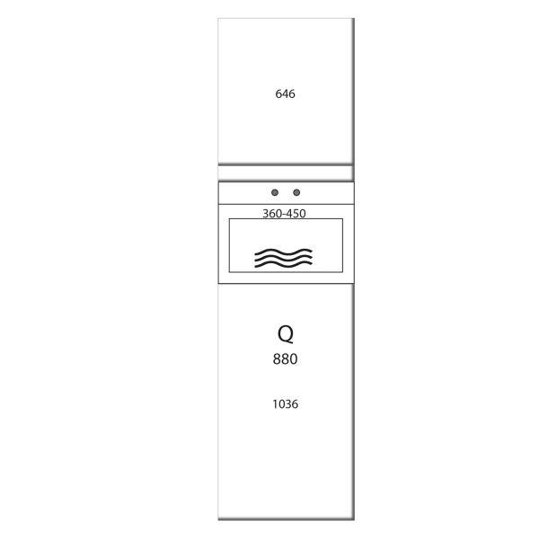kitchenz k1 Geräteschrank GIO17-M088