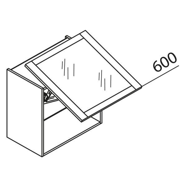 Nolte Küchen Hängeschrank Schwebeklappenschrank mit Glas HLV120-60
