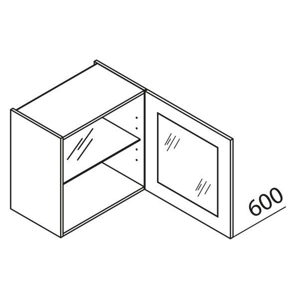 Nolte Küchen Hängeschrank mit Glas HV45-60