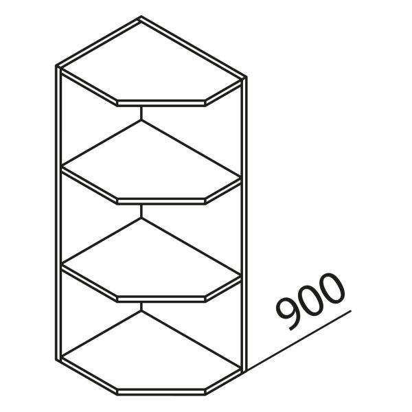 Nolte Küchen Hängeschrank-Ausgleichsregal HRSA30-90