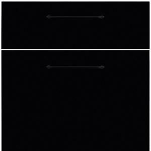 Schwarz softmatt 60S