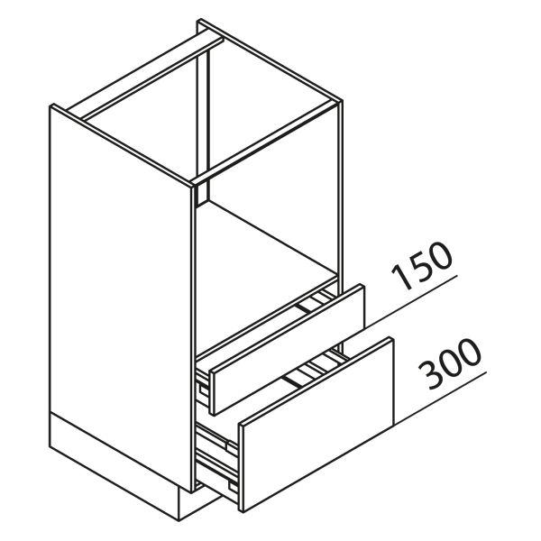Nolte Küchen Hochschrank Geräteschrank GBAS105-3