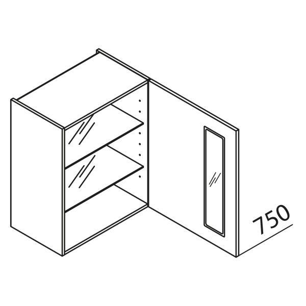 Nolte Küchen Hängeschrank mit Glas HVAG45-75