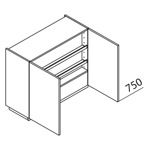 Nolte Küchen Hängeschrank für Dunstabzug HWU90-75