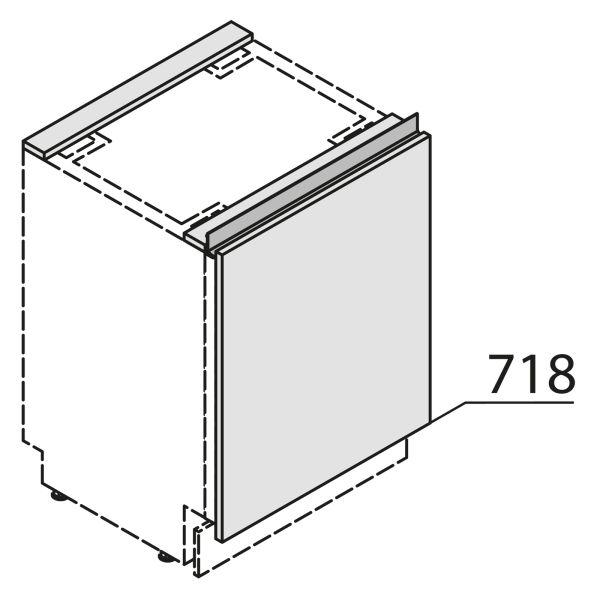 Nolte Küchen MatrixArt Gerätefront für Geschirrspüler YGSBD45-01