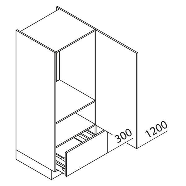 Nolte Küchen Hochschrank Geräteschrank GKA150-88-10