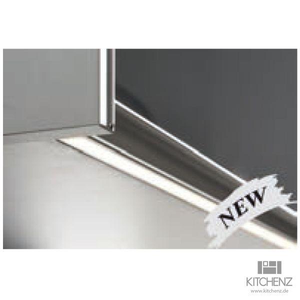 Nolte Küchen Hängeschrank Griffleiste mit LED BGL-LUD-45