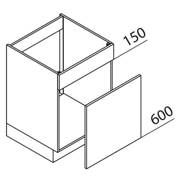 Nolte Küchen Unterschrank Spülenschrank SAB50-01