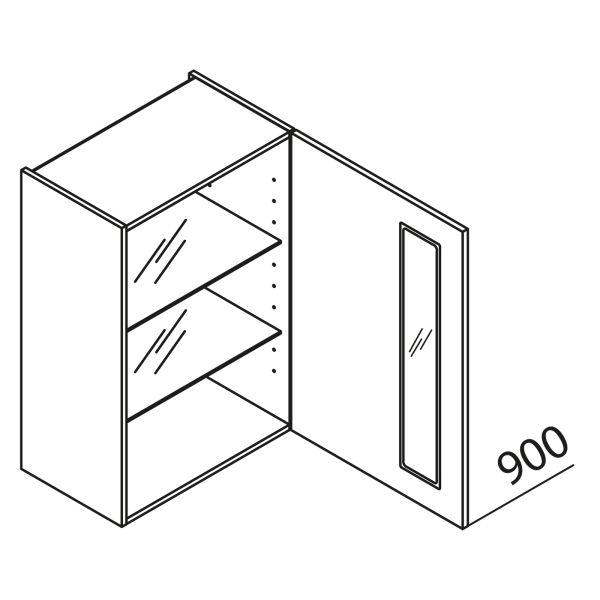Nolte Küchen Hängeschrank mit Glas HVAG45-90
