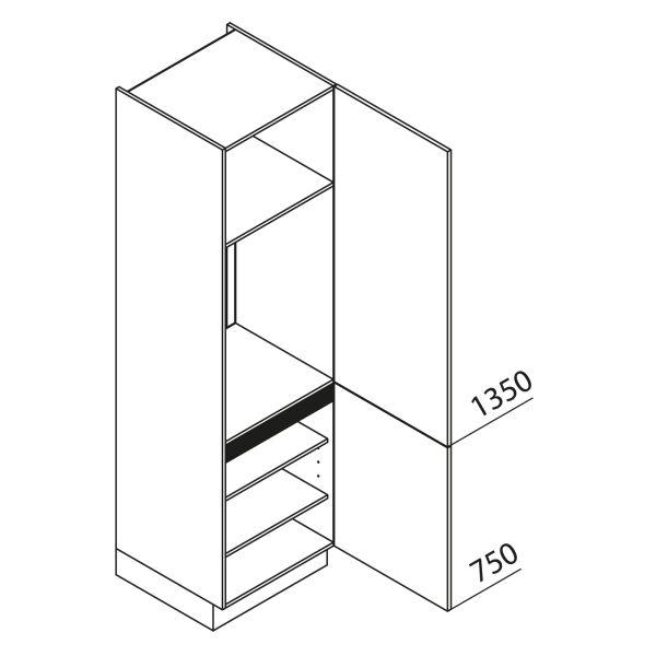 Nolte Küchen Hochschrank Geräteschrank GK210-88-09