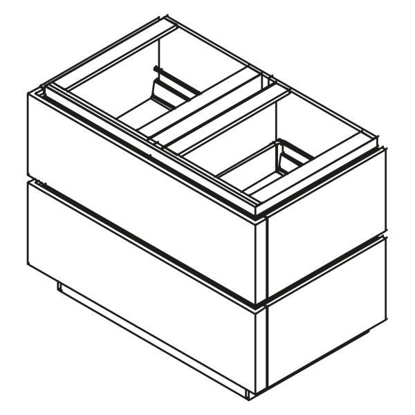 kitchenz k1 PUR Seitenverkleidung AUSVFI6-060Z2
