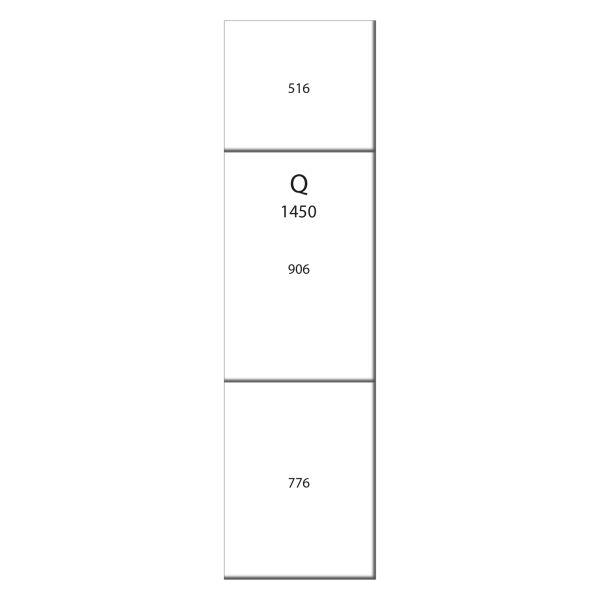 kitchenz k1 Geräteschrank DGI17-145