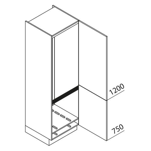 Nolte Küchen Hochschrank Geräteschrank GKGU195-178