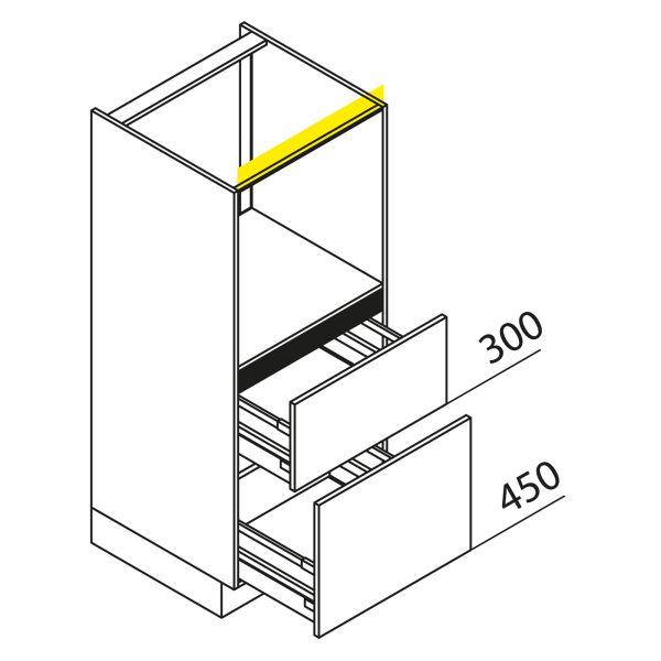 Nolte Küchen Hochschrank Geräteschrank GBZ135-3