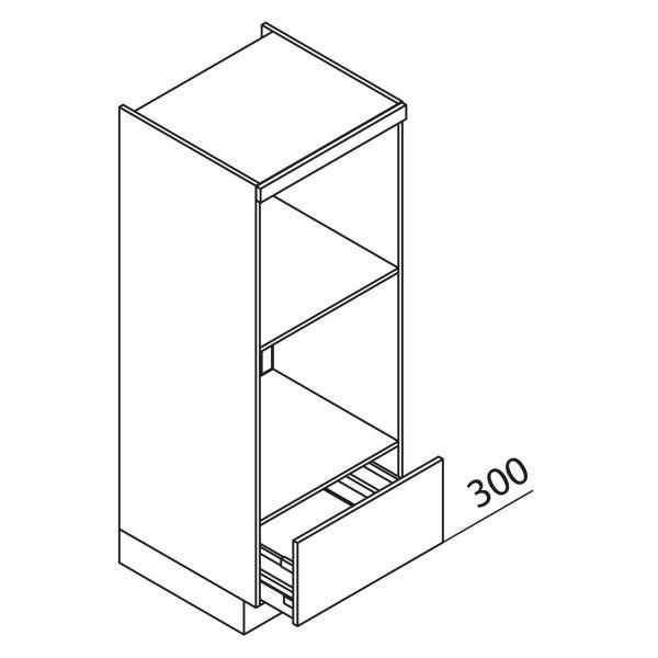 Nolte Küchen Hochschrank Geräteschrank GBBA150-3-2