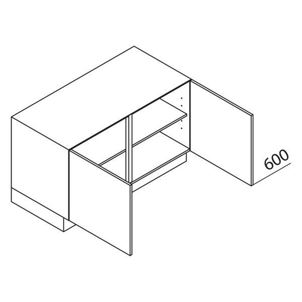 Nolte Küchen Unterschrank UDD80-60-39
