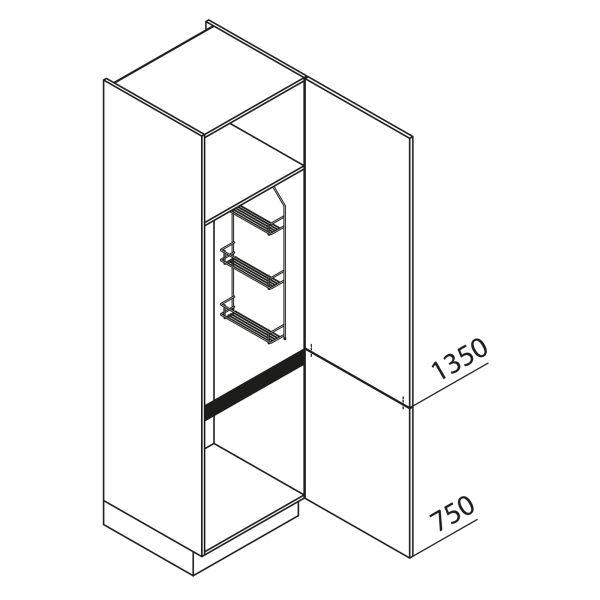 Nolte Küchen Hochschrank Besenschrank VB45-210