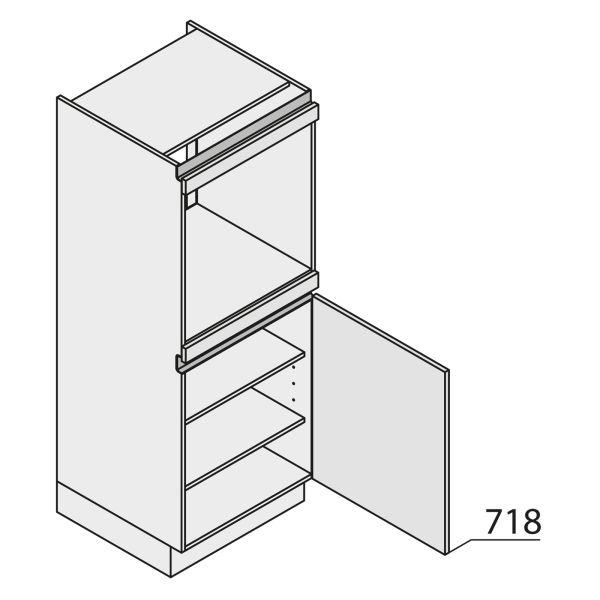 Nolte Küchen MatrixArt Geräte-Hochschrank für Backofen YGB150-3