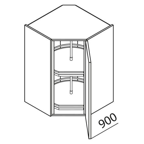 Nolte Küchen Hängeschrank Eckschrank HET60-90
