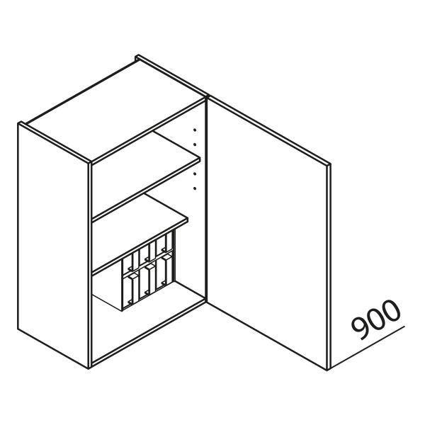 Nolte Küchen Hängeschrank Gewürzschrank HG45-90