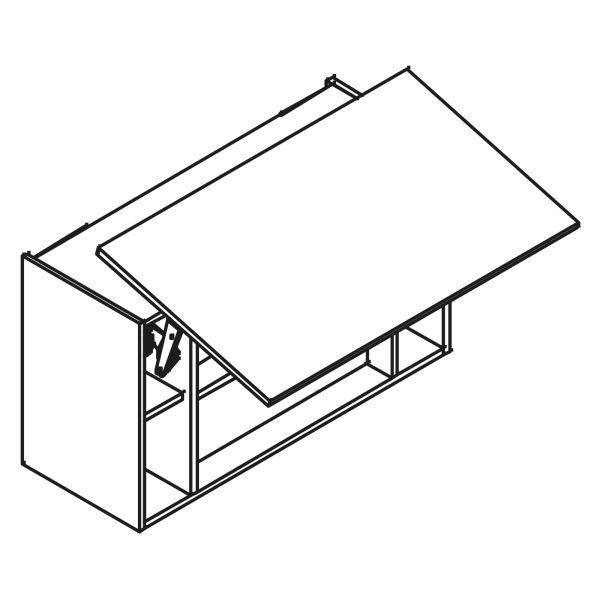 kitchenz k1 Dunstabzug Hängeschrank HDIR4-090SL