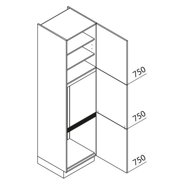 Nolte Küchen Hochschrank Geräteschrank GK225-144
