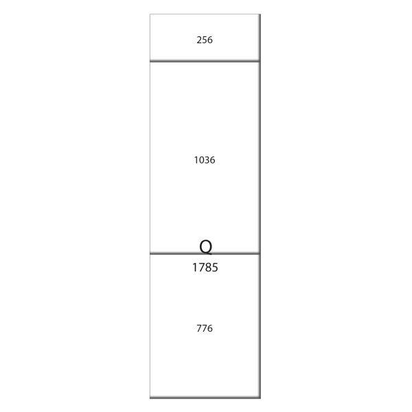kitchenz k1 Geräteschrank DGI16-178