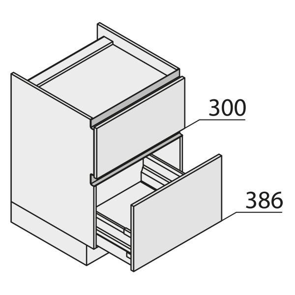 Nolte Küchen MatrixArt Geräte-Unterschrank für Kochstelle YKUZ60-H