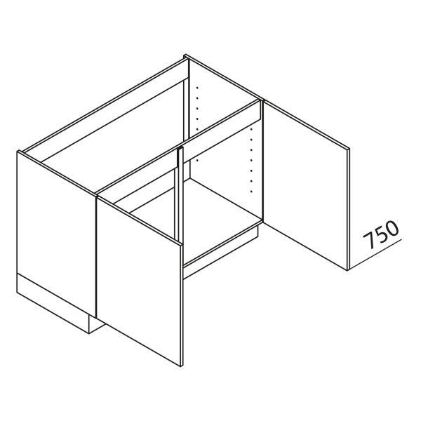 Nolte Küchen Unterschrank Spülenschrank SOD80