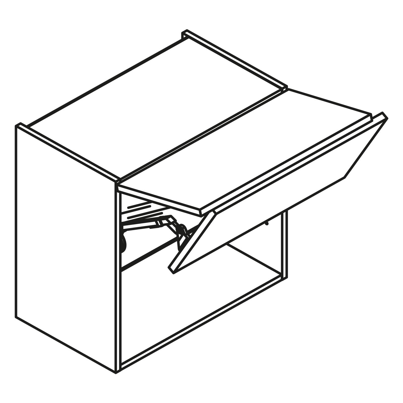 nolte k chen h ngeschr nke. Black Bedroom Furniture Sets. Home Design Ideas