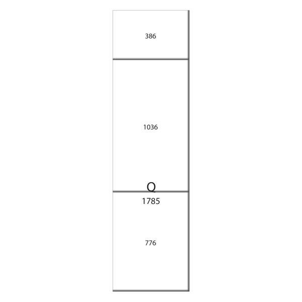 kitchenz k1 Geräteschrank GI17-178