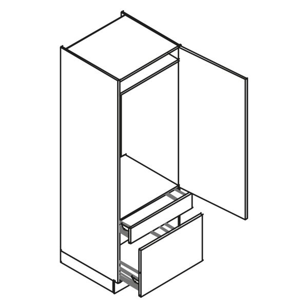 kitchenz k1 Geräteschrank GI13-103SZ